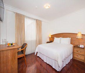 Habitaciones Cómodas y Confortables